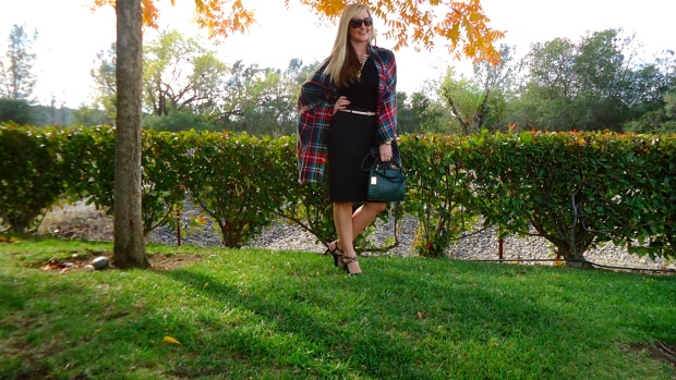 Chic Look For Thanksgiving