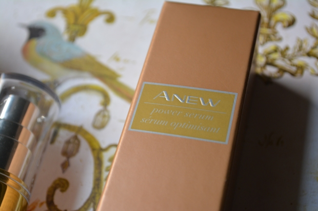 Word Of Alicia Review:  Avon Anew Power Serum