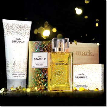 mark. Sparkle Collection