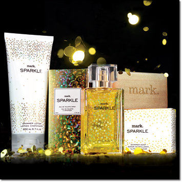 mark. Sparkle Collection