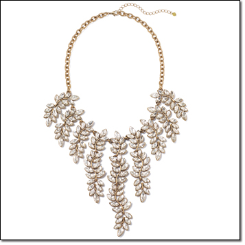 Sparkly Statement Necklace