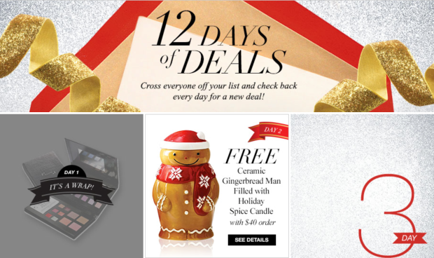 Avon and mark. 12 Days Of Deals