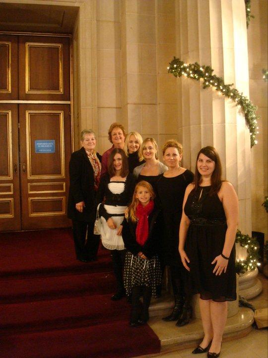 Ghosts Of Christmas Past: San Francisco Ballet, Nutcracker