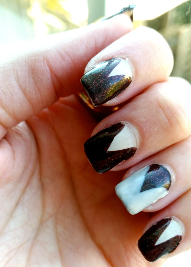 Easy Nail Art For Holidays!
