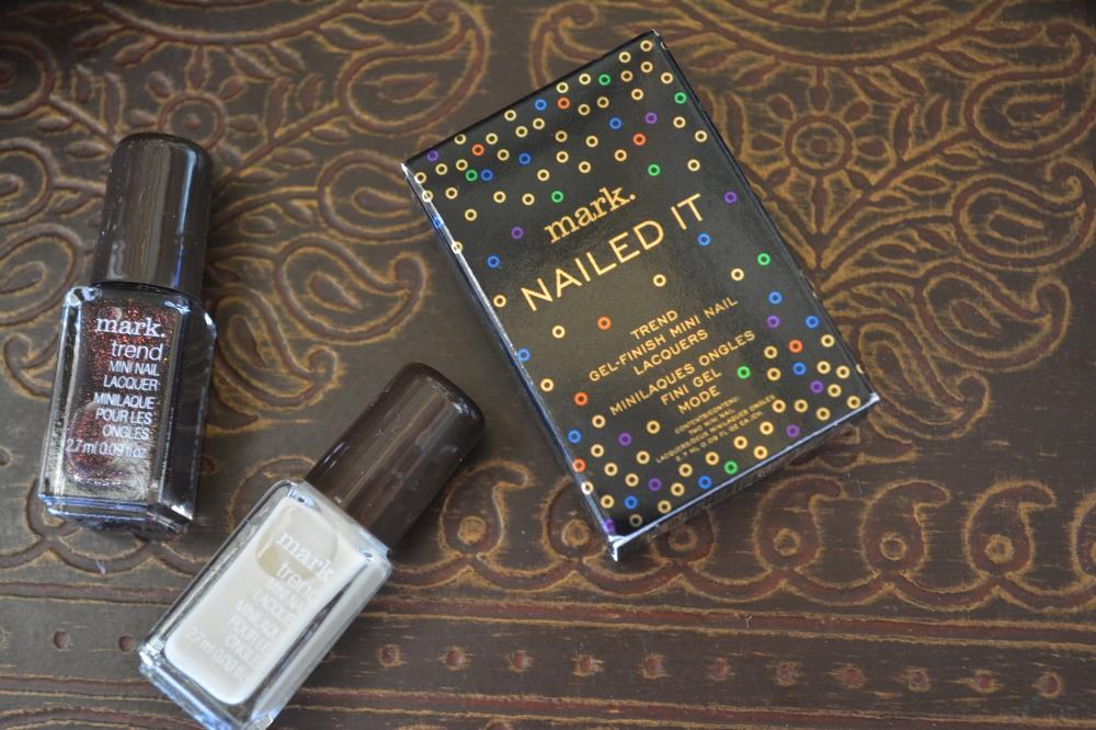 mark. Nailed it It Gel Trend gel Finish Mini Nail Laquers