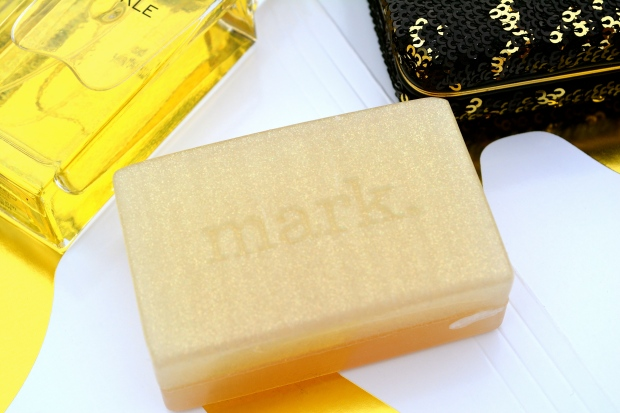 mark. Sparkle Shimmer Soap