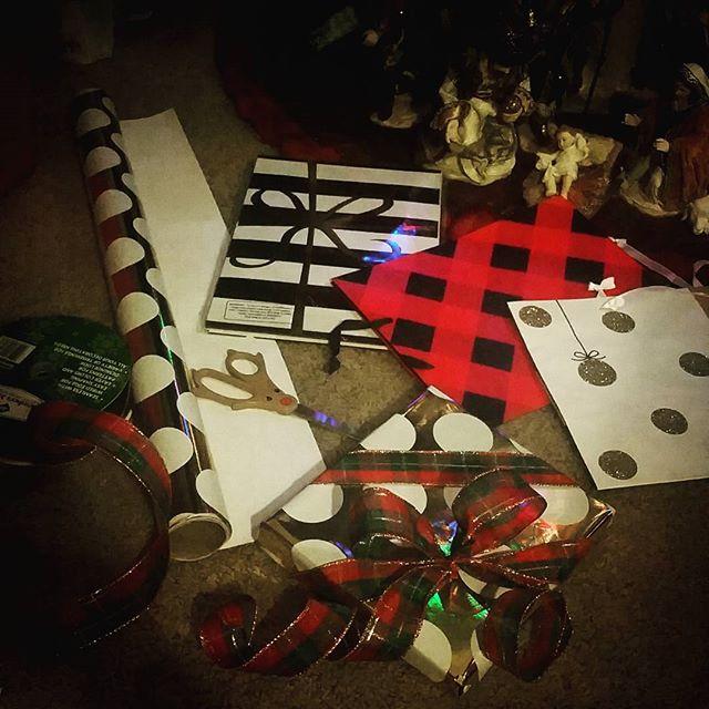 Gift Wrapping Season!