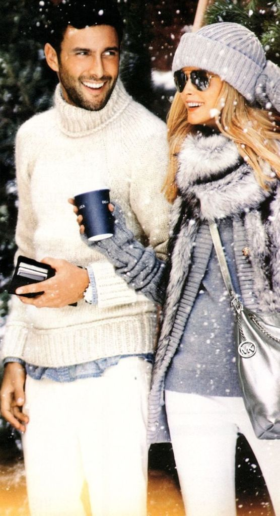 Apres Ski Layers Via Michael Kors