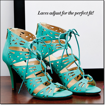 Avon Lace It Up Fashion Sandal