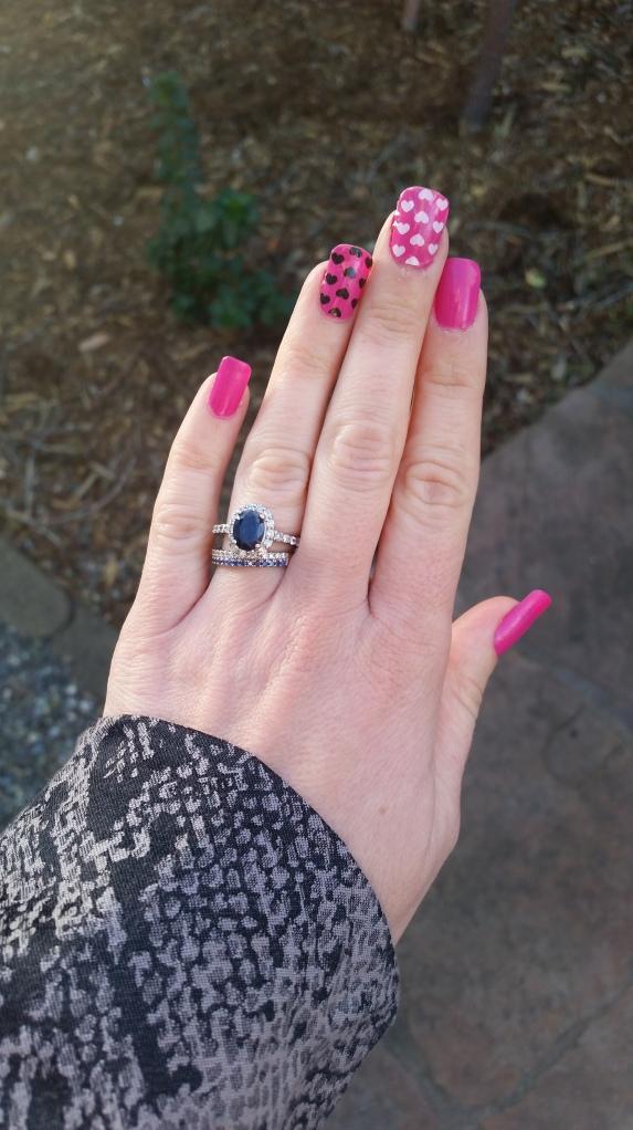 Avon Pro Wear Nail Enamel in Viva Pink