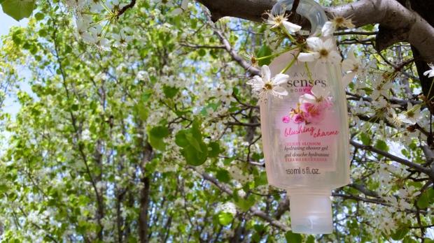 Avon Senses Cherry Blossom