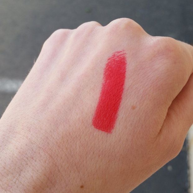 Avon Perfectly Matte In Coral Fever  (SHADE)