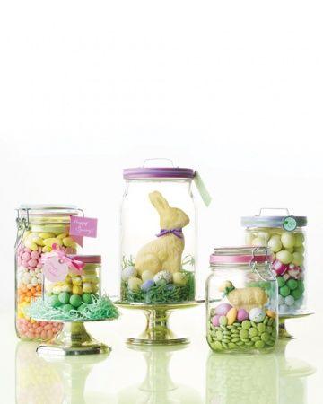 Mason Jar Easter Gifts