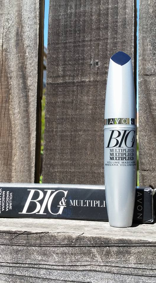 Word Of Alicia Review:  Avon Big and Multiplied Mascara