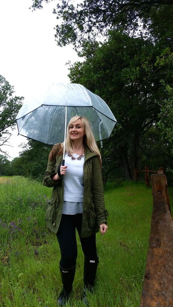 Rainy Day Look