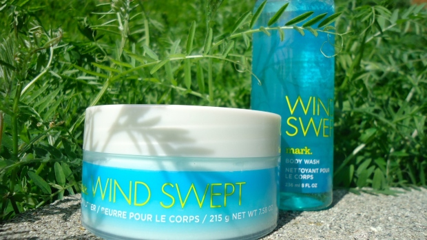 Skincare Sunday:  mark. Windswept Bath and Body Collection