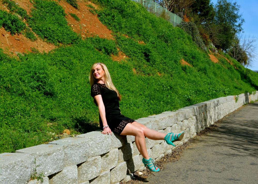Avon Lace Up Sandals