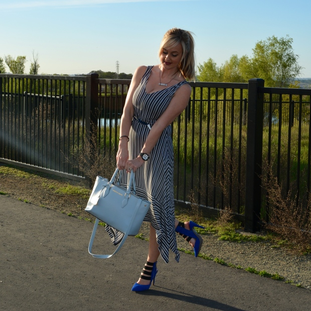 Kicking Up My Heels For Blue Accessories