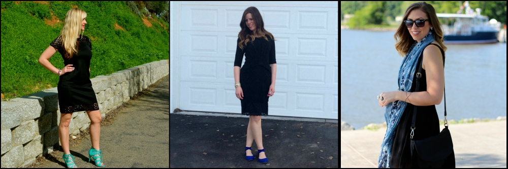 3 Ways To Wear A LBD