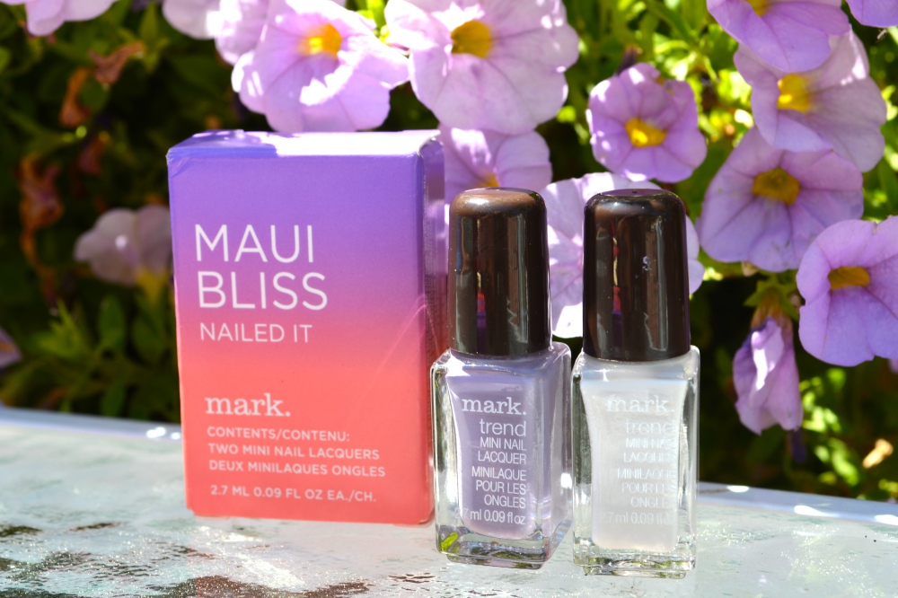 mark. Nailed It Trend Gel Finish Mini Nail Lacquers