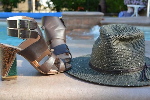 mark. Around Back Heels and Ray Of Sunshine Beach Hat