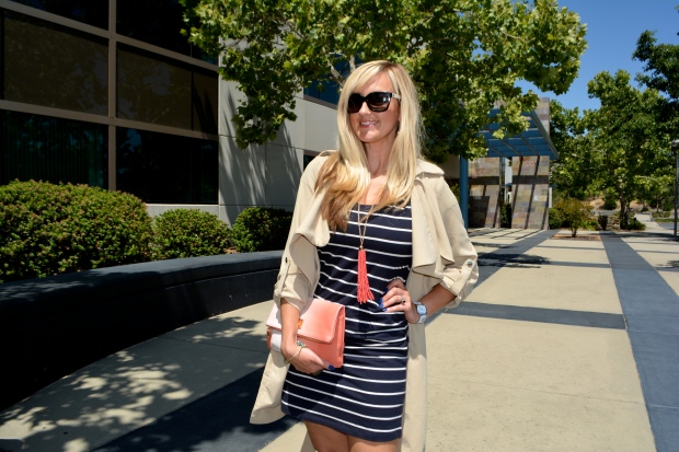 Week O'Nautical - Nautical Stripes on Stripes