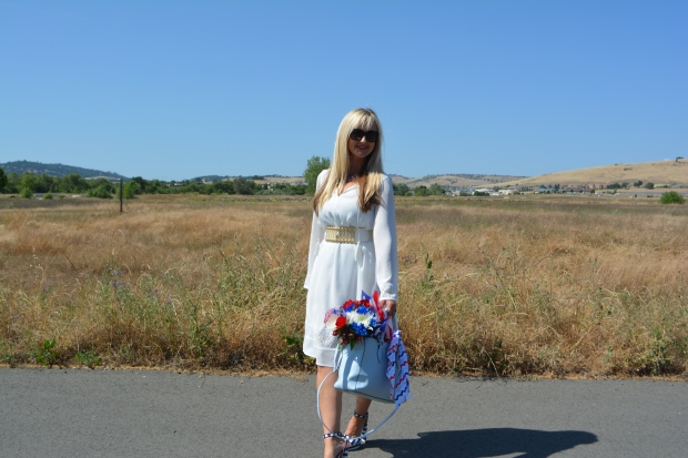 Week O'Nautical - Red White and Blue Boho