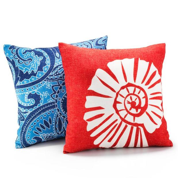 Avon Living Nautical Outdoor Pillow Covers Set