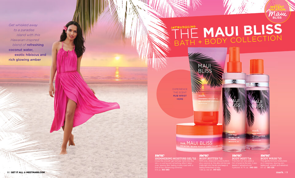 The Signature Scent: Maui Bliss