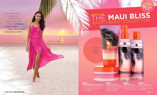 The Signature Scent: Maui Bliss