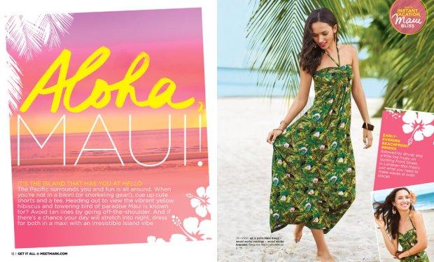 Aloha Maui!