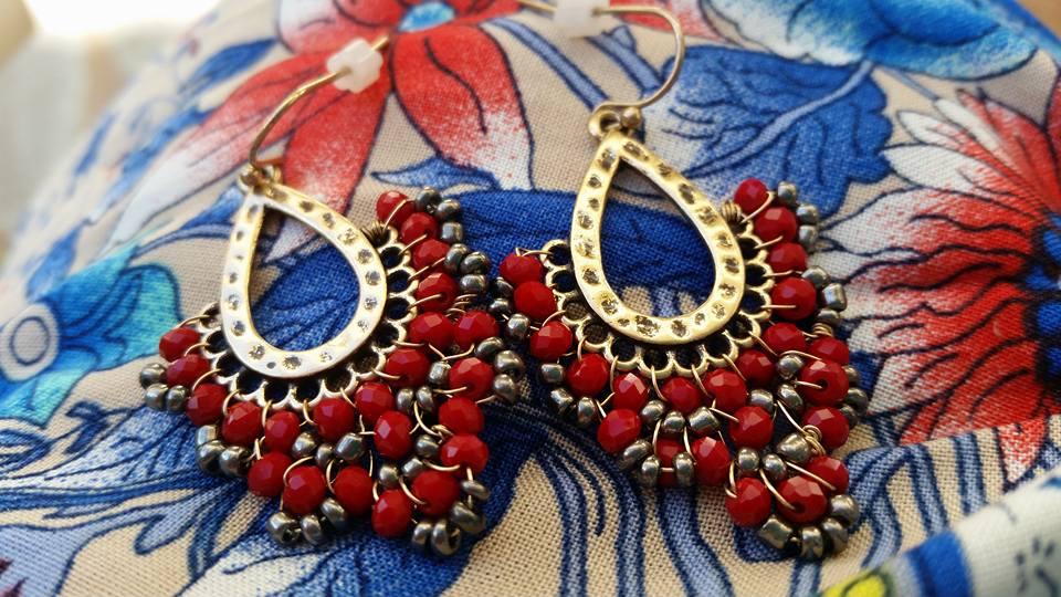 mark. Flight Of Fancy Earrings