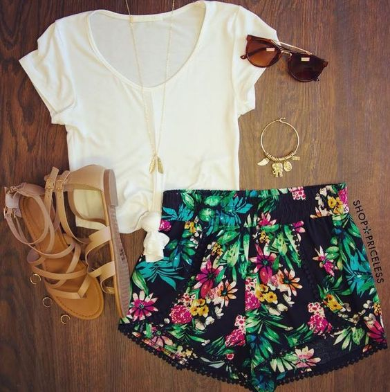 Tropical Casual