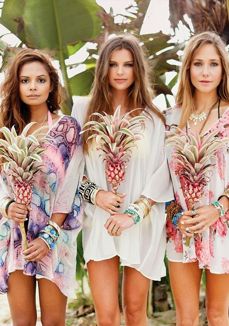 Caftans and Pineapples