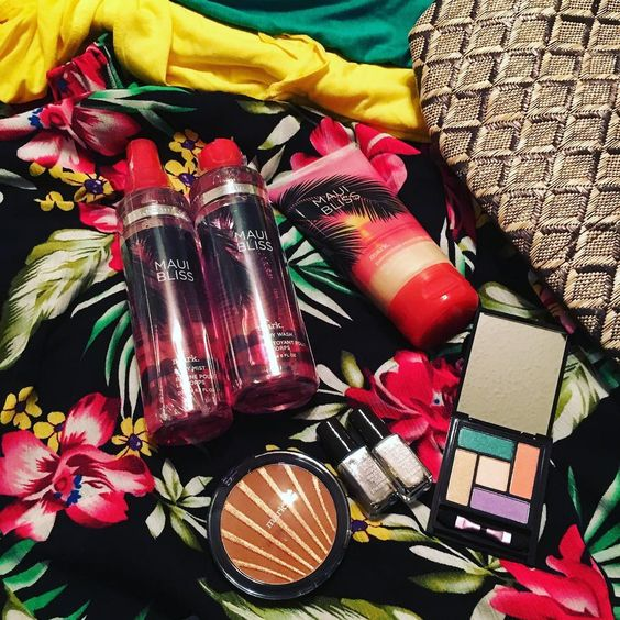 Lauren's Tropical Haul