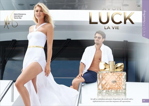Avon Luck La Vie Yacht Life!