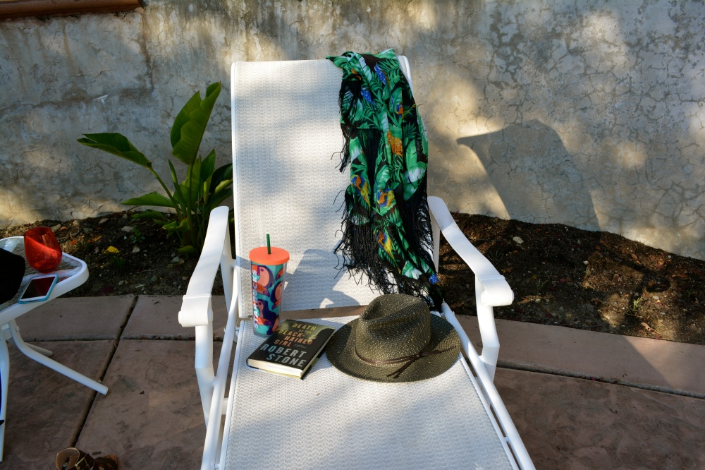 Perfect Poolside Accessory