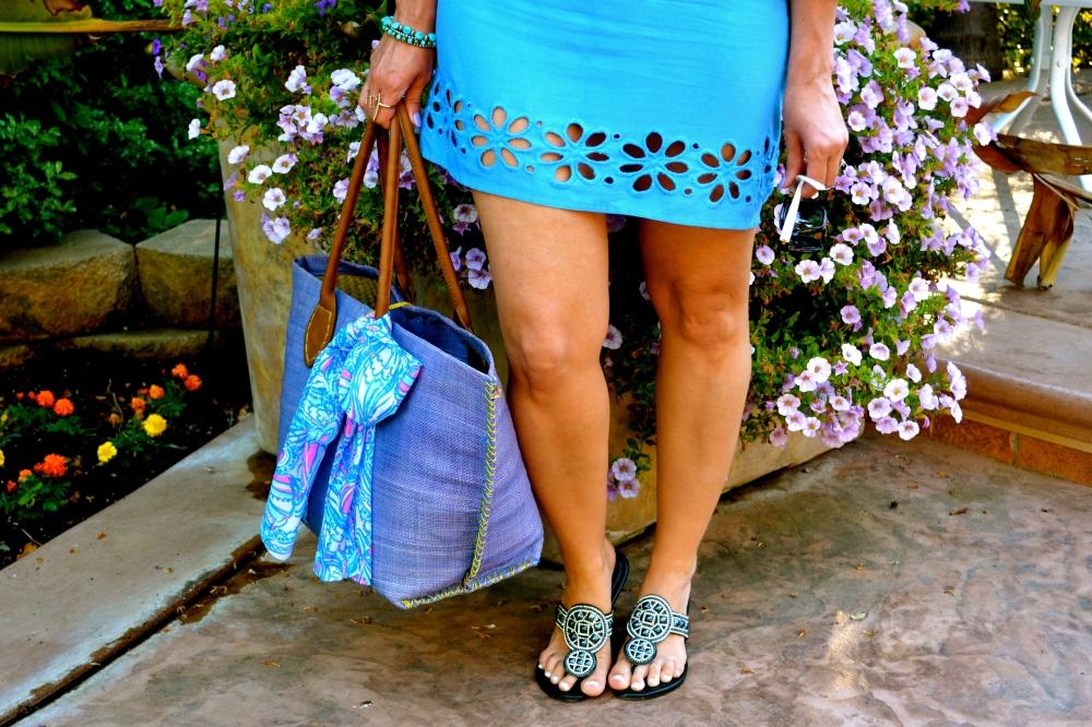 Cut out skirt detail!