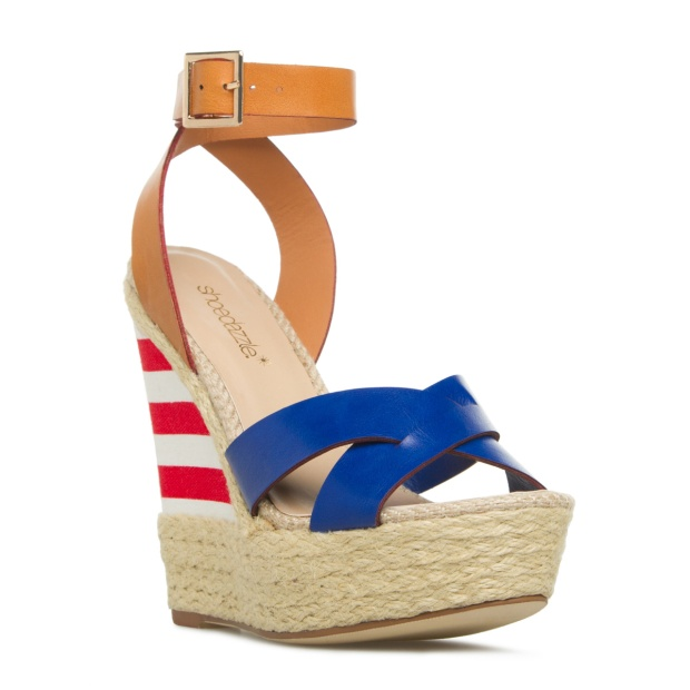 Shoedazzle Frances Wedge