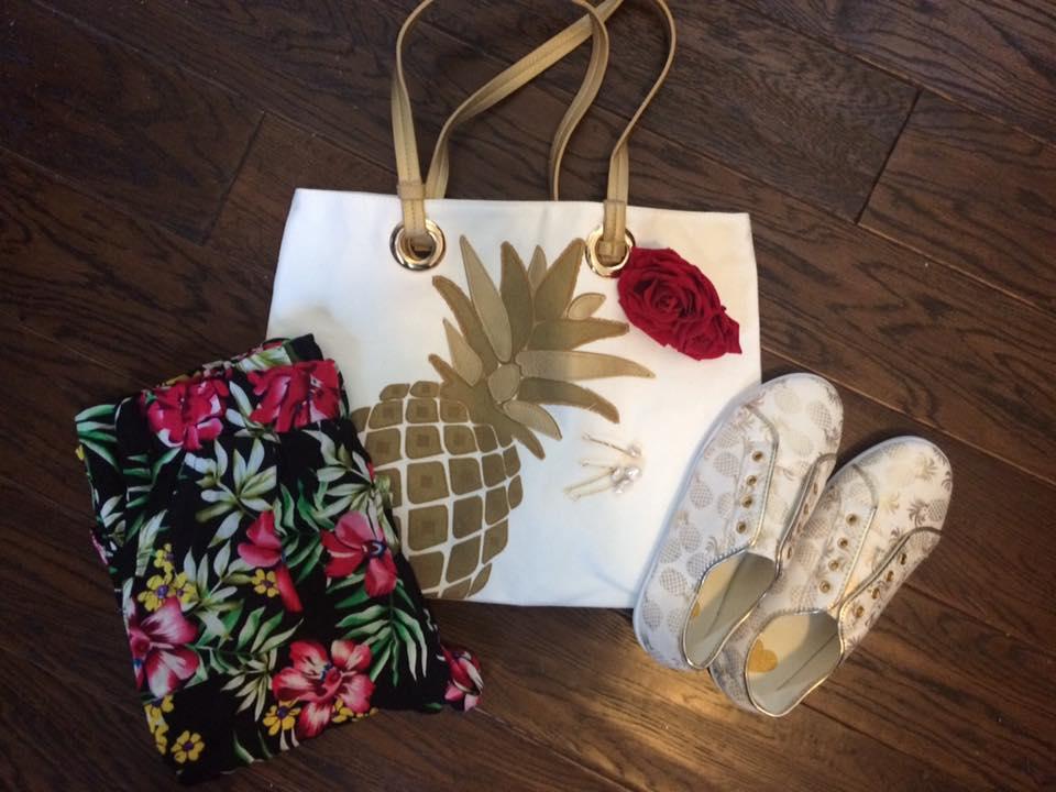 Jill's Tropical Avon Haul!