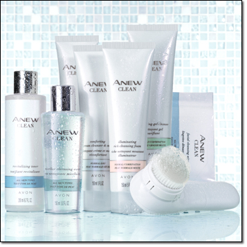 Anew Clean Cleansers