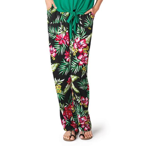 Avon Heavenly Hibiscus Lightweight Pant