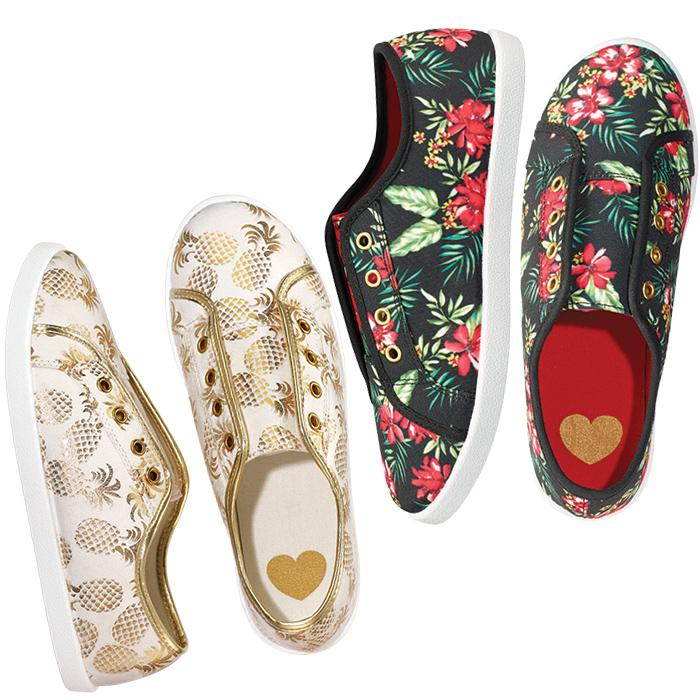 Avon Tropical Sneaker