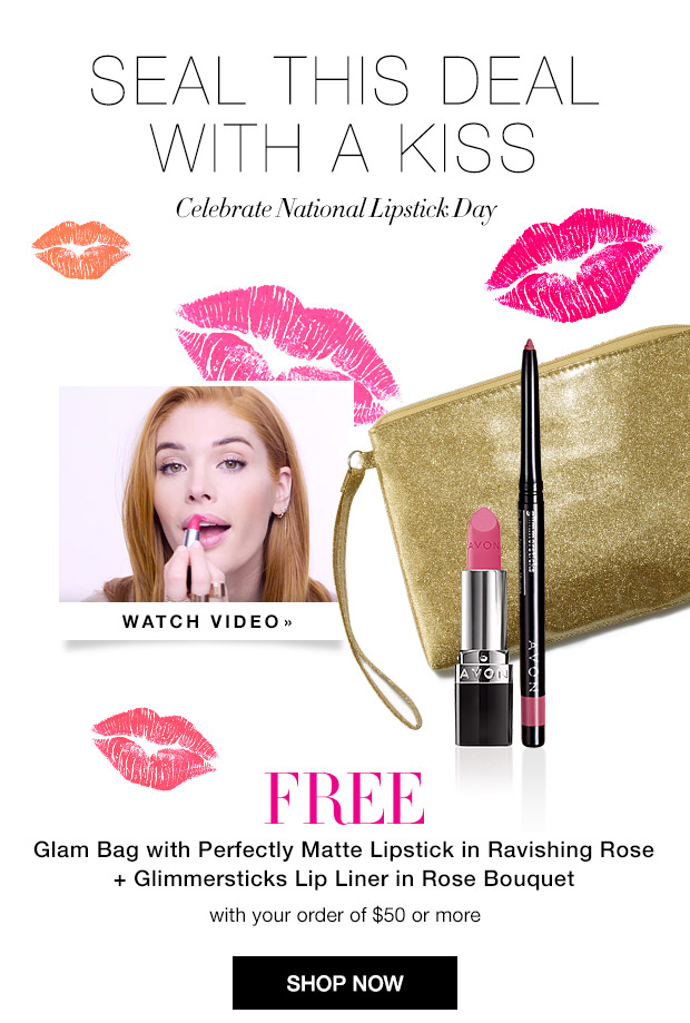 National Lipstick Day!