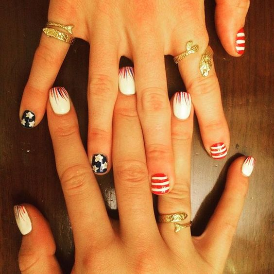 Silver:  Olympic Mani's