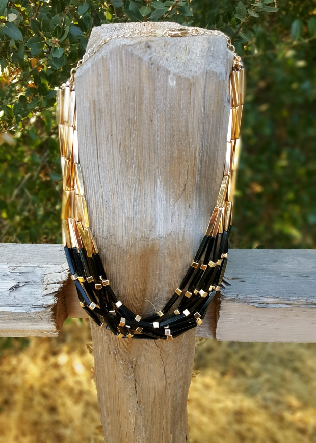 Layers Of Fun Statement Necklace
