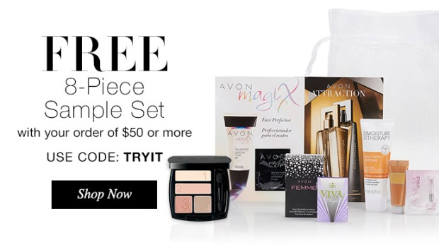 Use promo code TRYIT at http://www.youravon.com/aliciahessinger