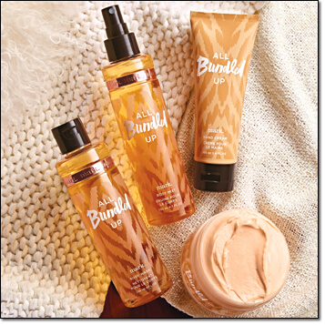 mark. All Bundled Up Bath and Body Collection