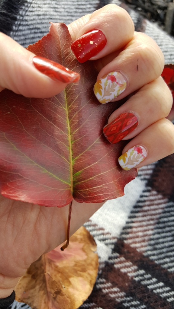 Jamberry Wraps In The Air and October Hostess Rewards