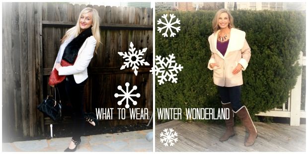 What To Wear:  Winter Wonderland